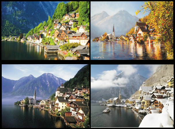 hallstatt-lake-in-all-seasons