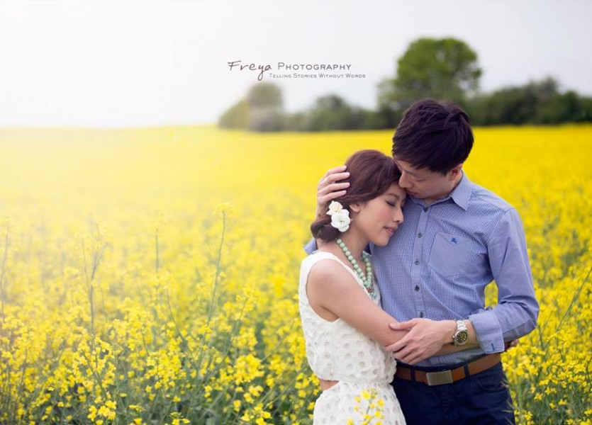 Shireen Germany pre wedding