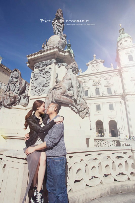 Salzburg pre-wedding photography 2