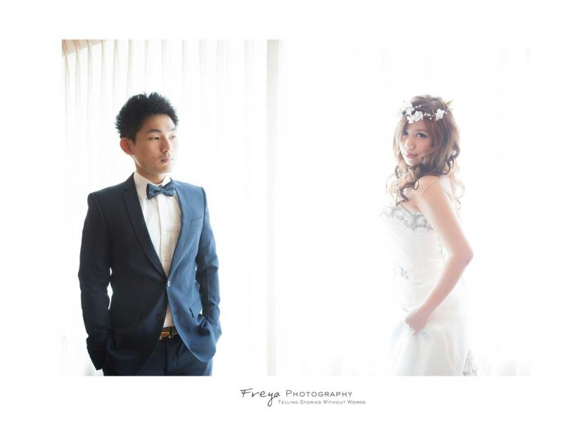 engagement photo shooting in Macao