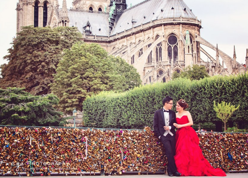 Paris prewedding photos france cathy2