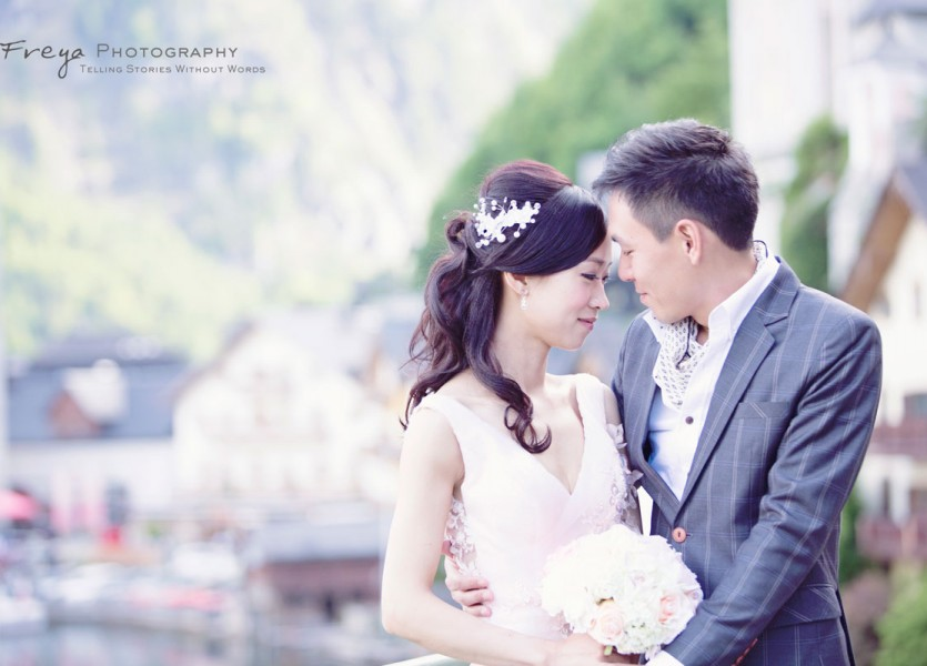 hallstatt austria prewedding photos kiz1