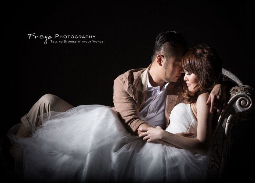 studio prewedding photos hk pet