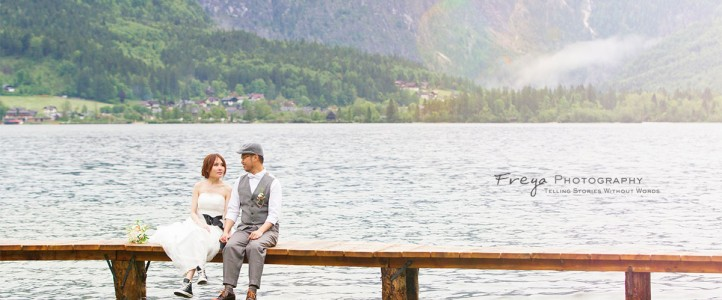 Europe pre-wedding photos @ Shadow & Sunny – Hallstatt, Austria