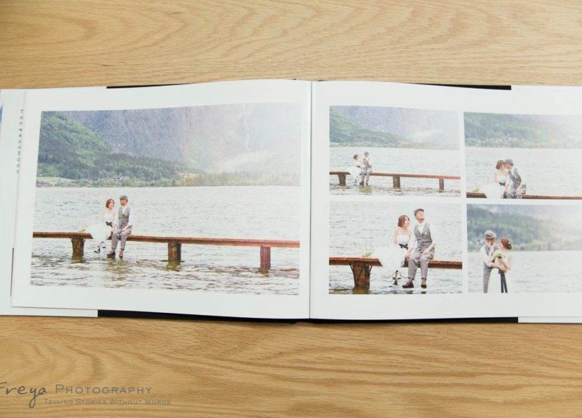 Wedding photo album hk08