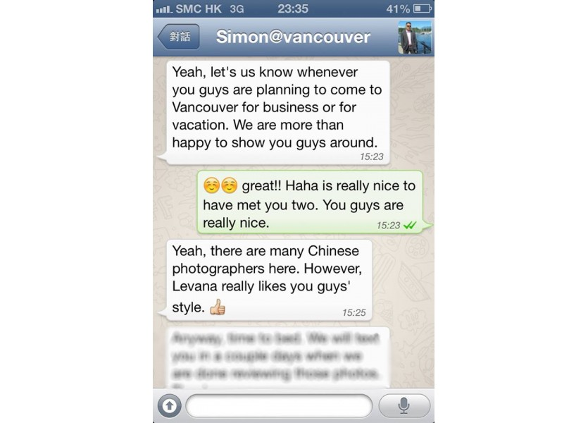 freya photography testimonial simon