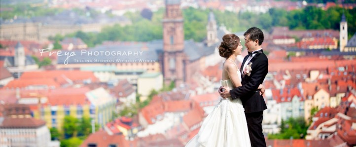 Germany pre-wedding photo shooting – Wurzburg
