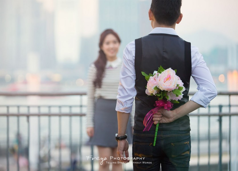 pre wedding photos hong kong iwan