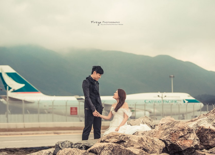 hong kong prewedding vince9