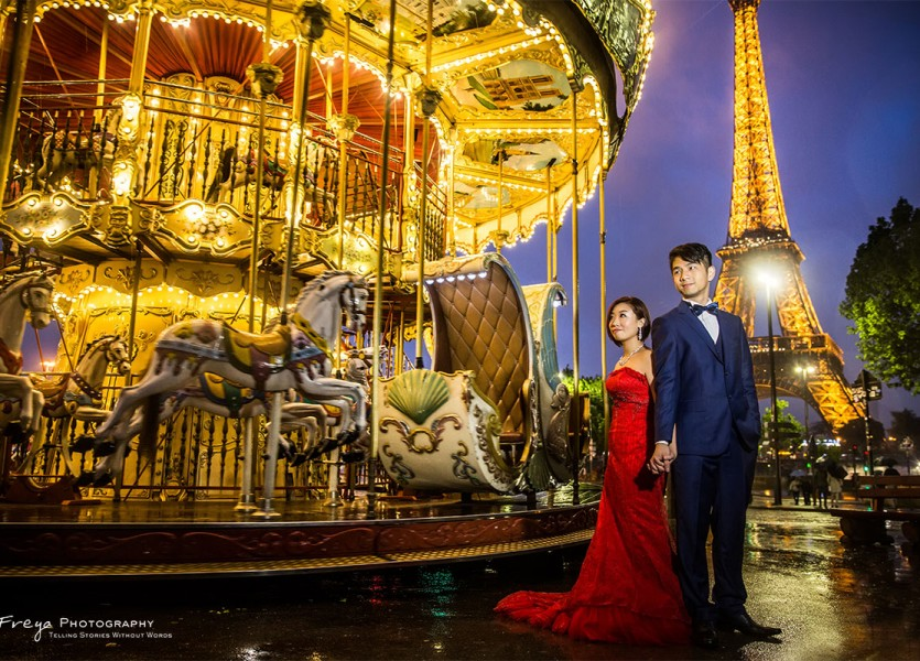 paris prewedding photo kenneth2