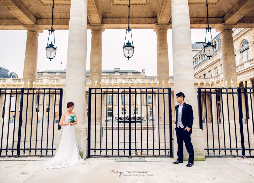 paris prewedding photo kenneth3