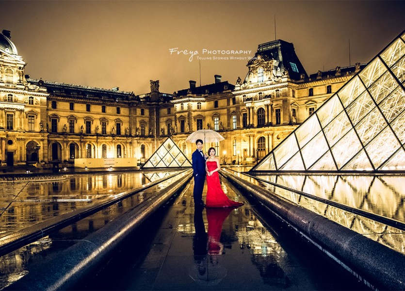 paris prewedding photo kenneth7